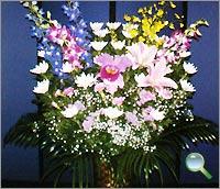 お供え花1