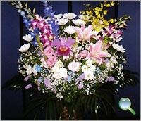 お供え花3